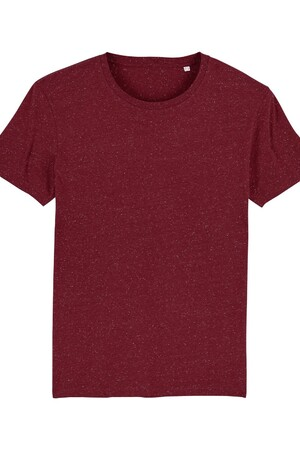 DARK HEATHER BURGUNDY